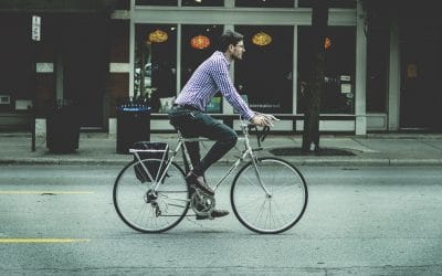 Huomaamatta rullaavat kilometrit – työmatka sähköpyörällä?