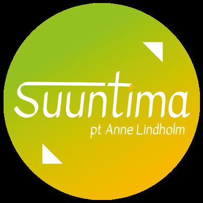 Anne Lindholm, Suuntima, Personal trainer, Ravintovalmentaja, Fysioterapeutti